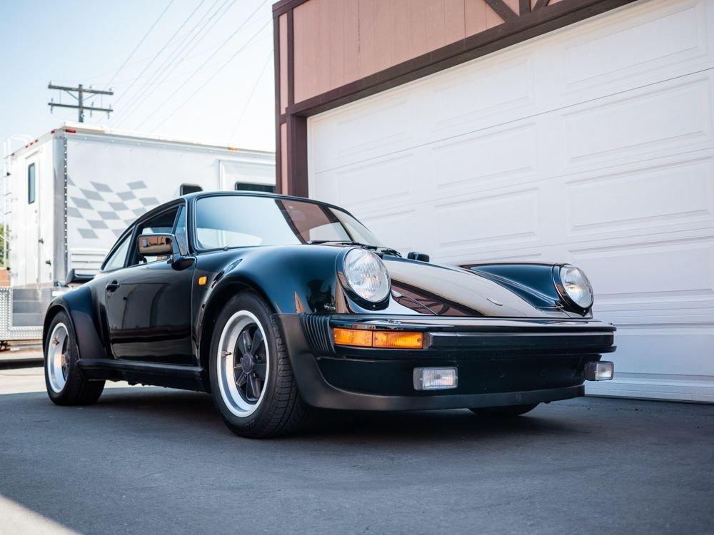 1981 Porsche 930