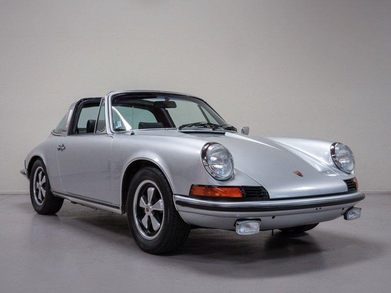 1973 1/2 Porsche 911 T