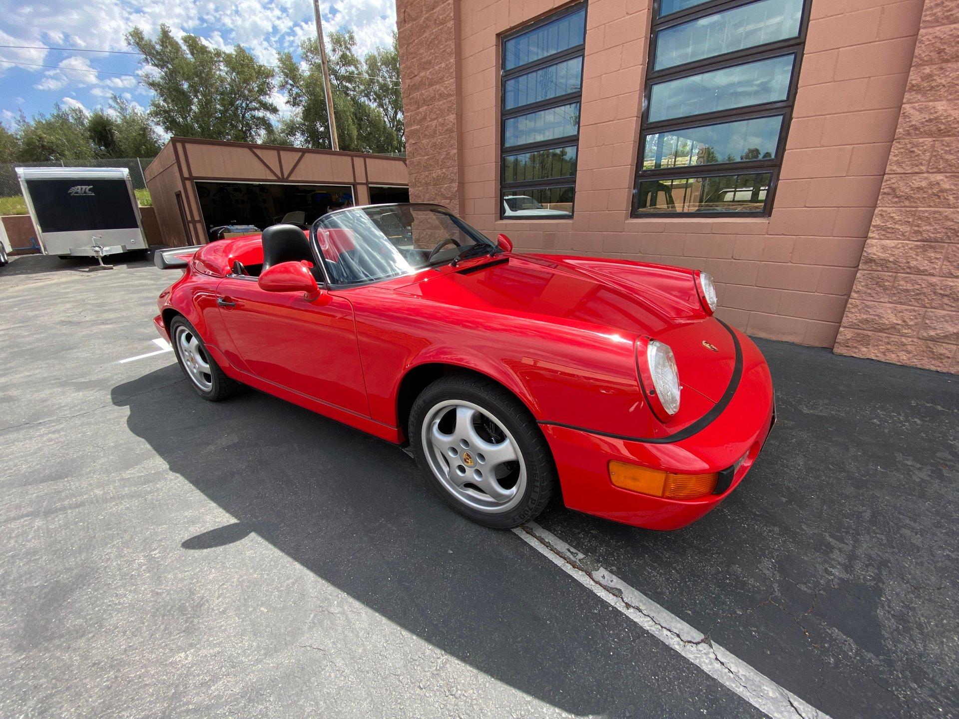 1994 Porsche 911 Carrera Speedster
