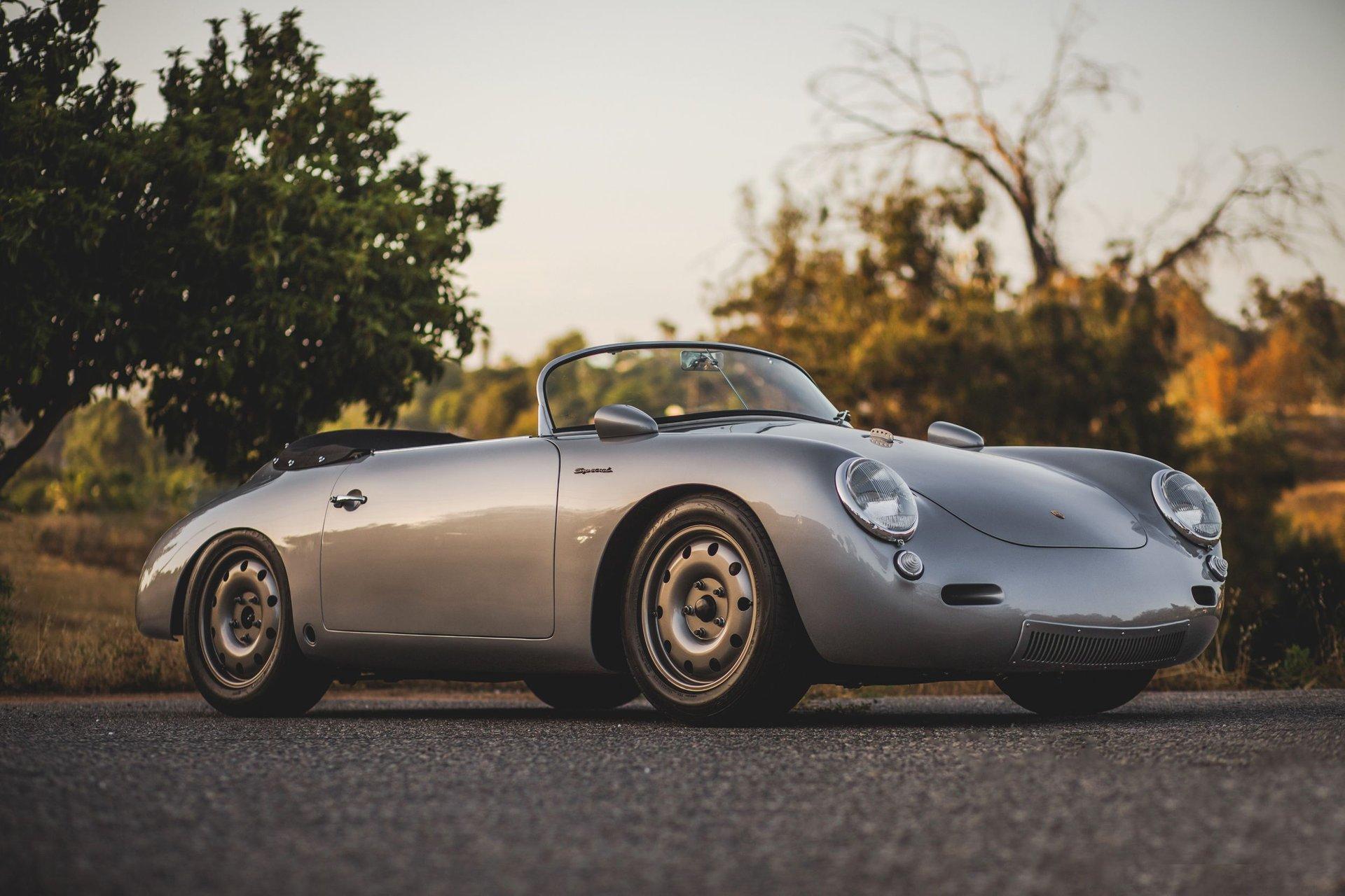 1962 Porsche 356 Emory Special Roadster