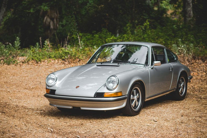 1973 1/2 Porsche 911T