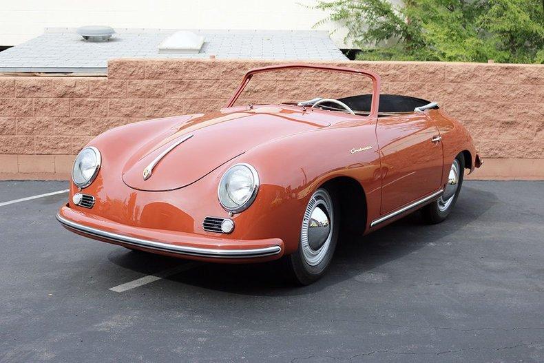 1955 Porsche 356 For Sale