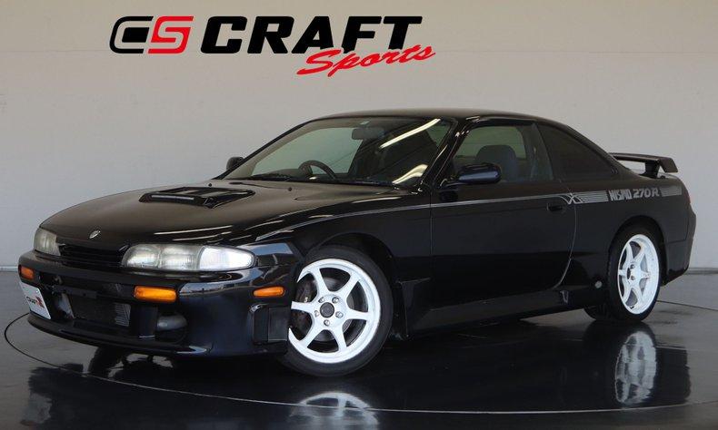 1994 Nissan Silvia NISMO 270R
