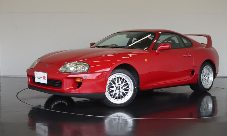 1994 Toyota Supra RZ