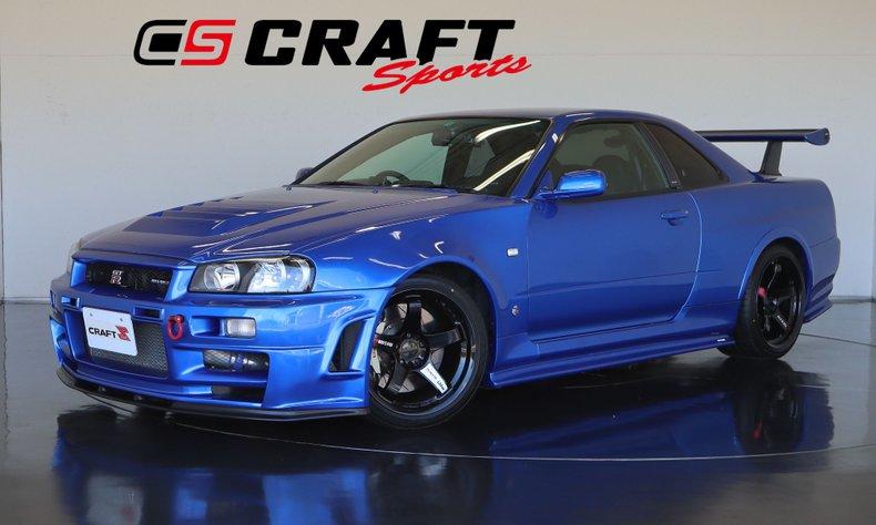 2002 Nissan SKYLINE GT-R VspecⅡNur