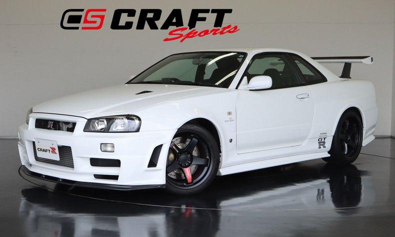 2002 Nissan SKYLINE GT-R VspecⅡ