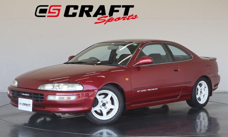 1993 Toyota SPRINTER TRUENO GT-APEX
