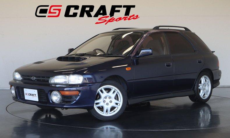 1995 Subaru Impreza Sports Wagon WRX