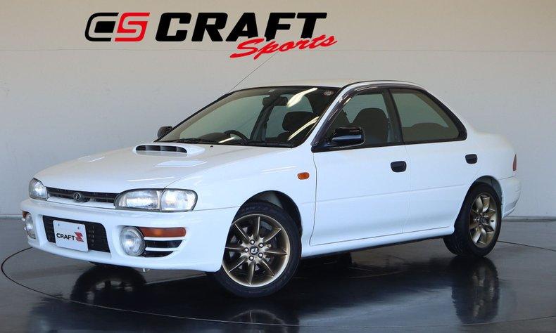 1995 Subaru Impreza WRX TYPE RA