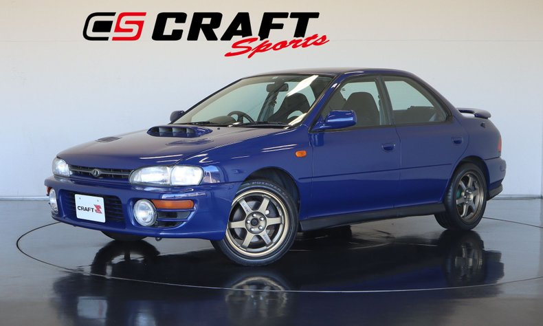 1996 Subaru Impreza WRX V Limited