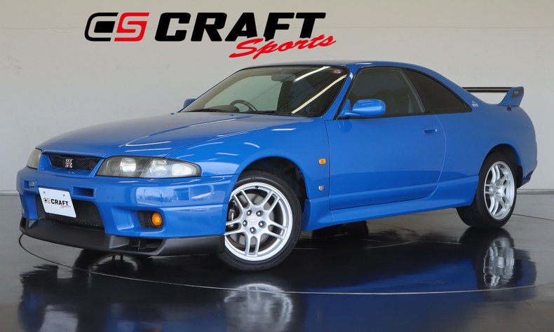 1996 Nissan SKYLINE GT-R LM Limited