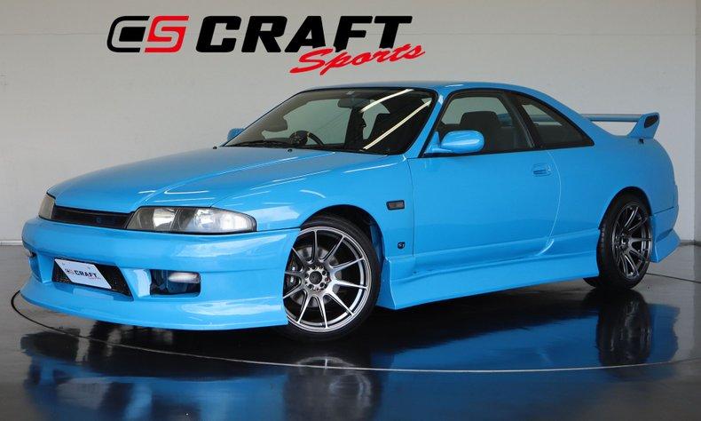 1996 Nissan SKYLINE GTS25t TypeM specⅡ