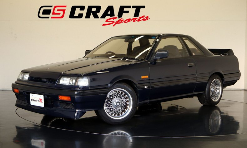 1987 Nissan SKYLINE GTS-R