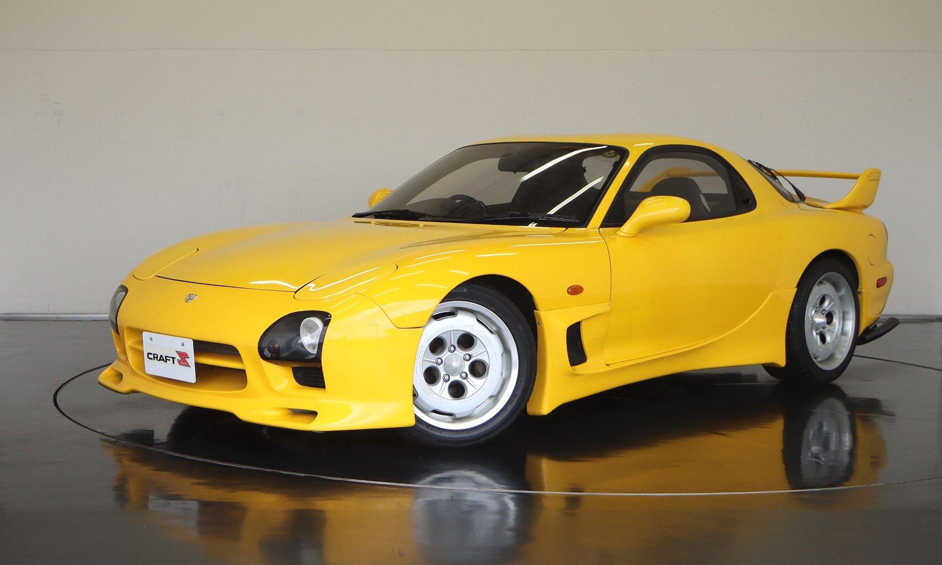 1993 mazda rx 7 type r
