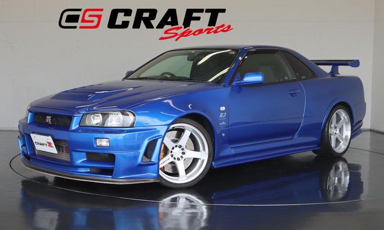 1999 Nissan SKYLINE GT-R Vspec