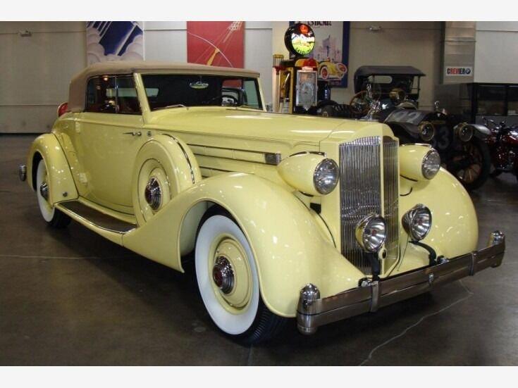 1935 packard model 1207
