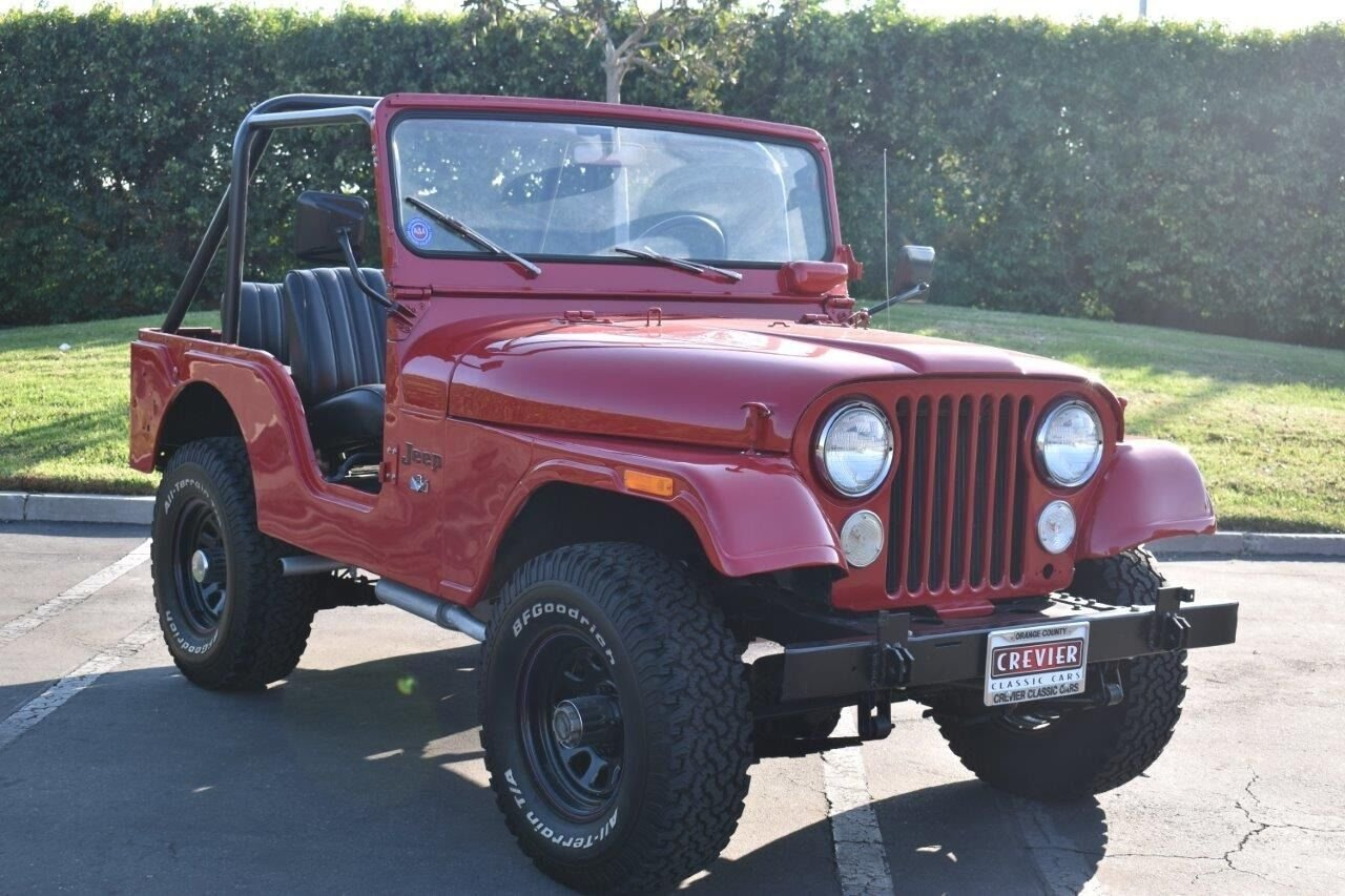 1972 jeep cj 5