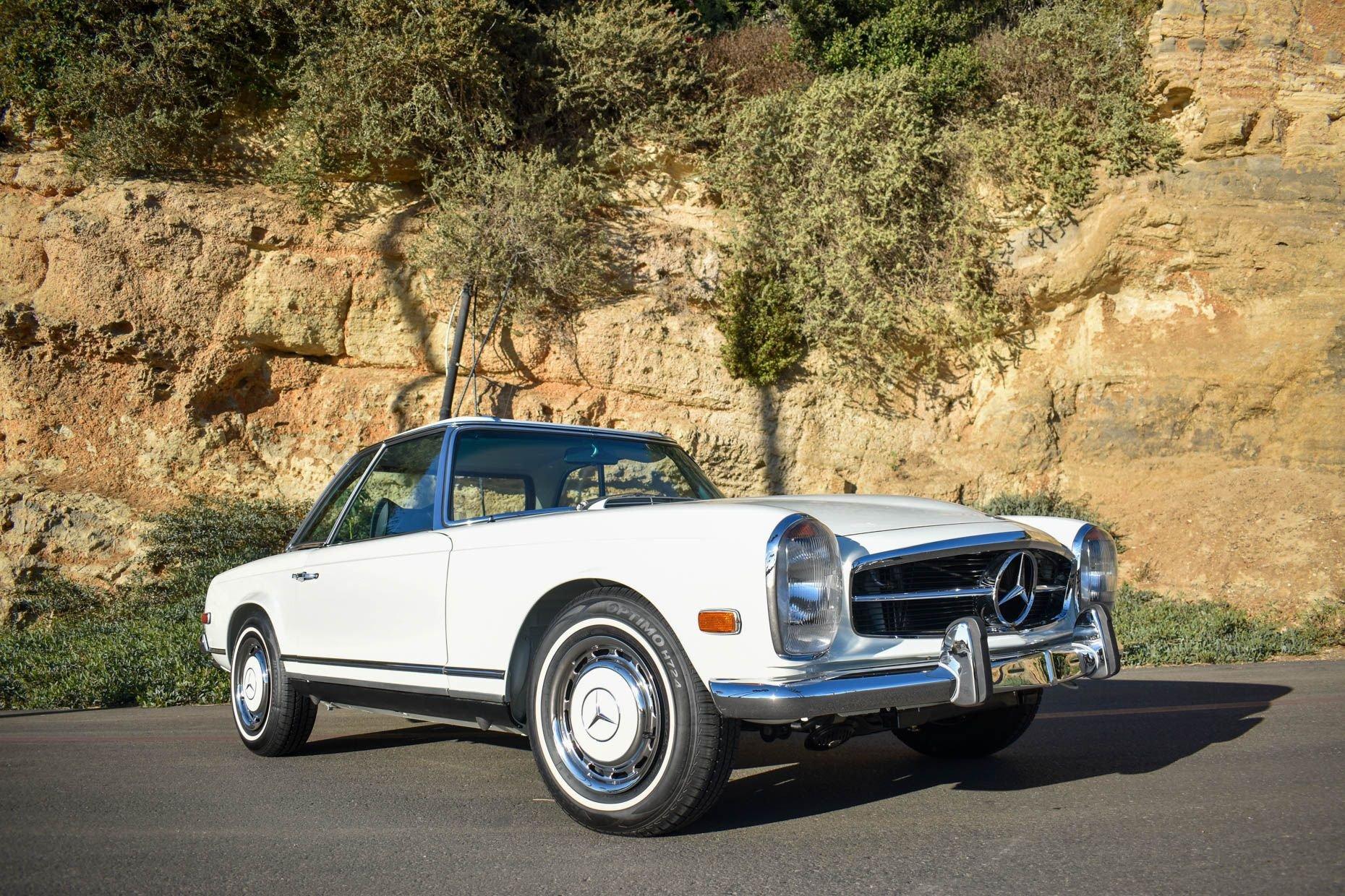 1971 mercedes benz 280 class