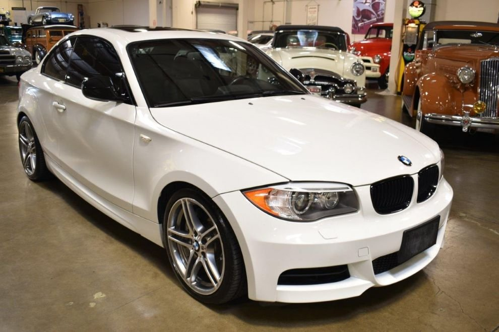 2013 bmw 135 is