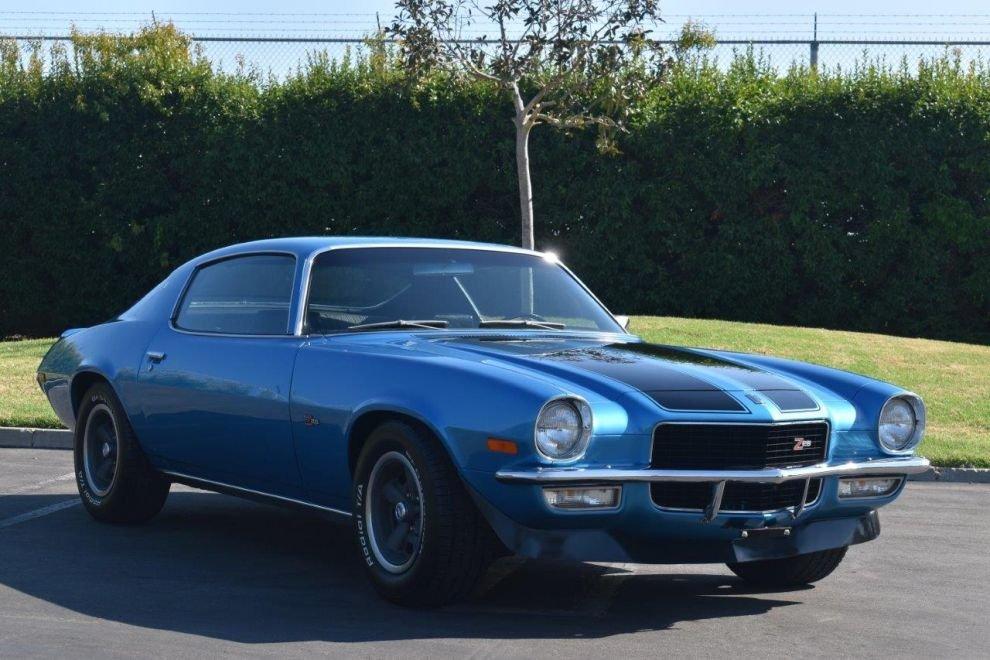 1970 chevrolet camaro z28 z28