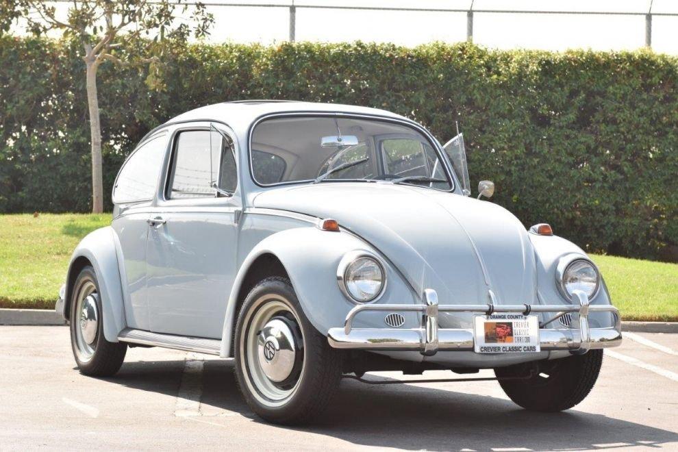 1967 volkswagen sunroof bug