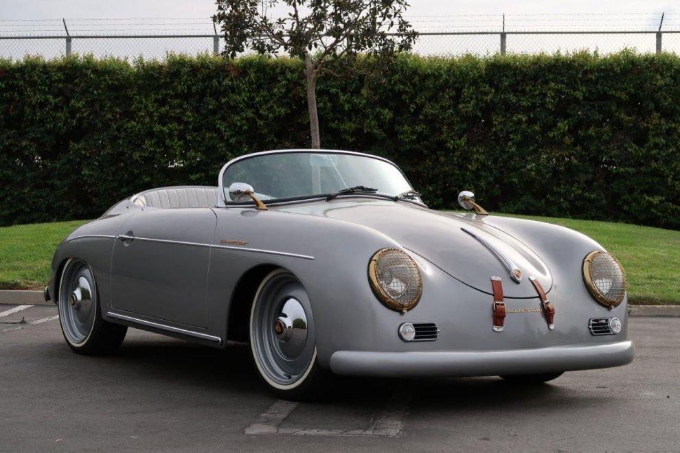 1969 porsche 356 speedster replica