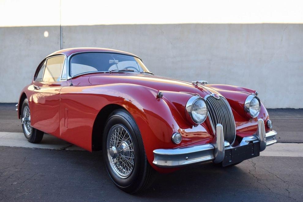 1959 jaguar xk150 coupe