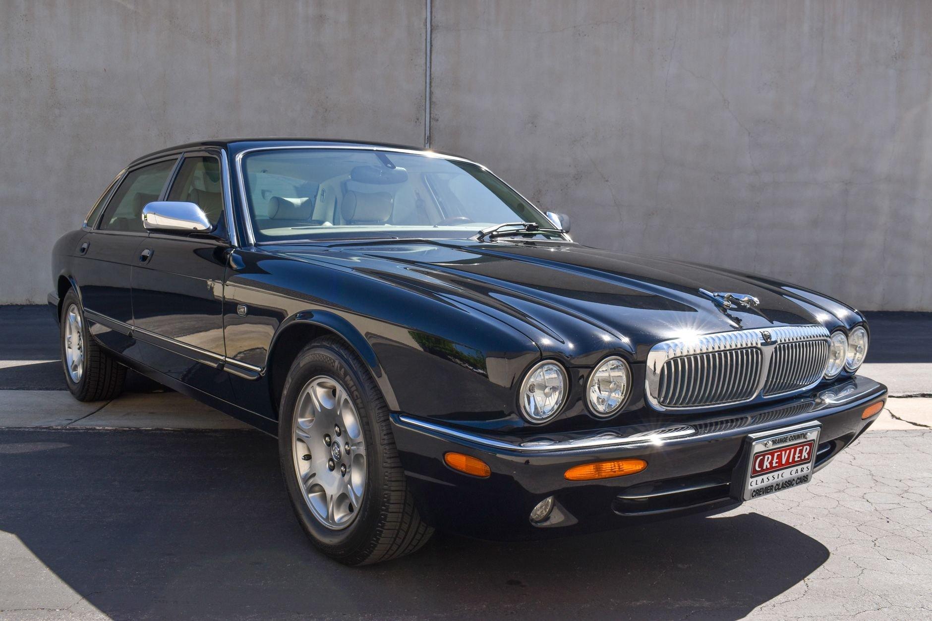 2003 jaguar xj 4dr sdn vdp