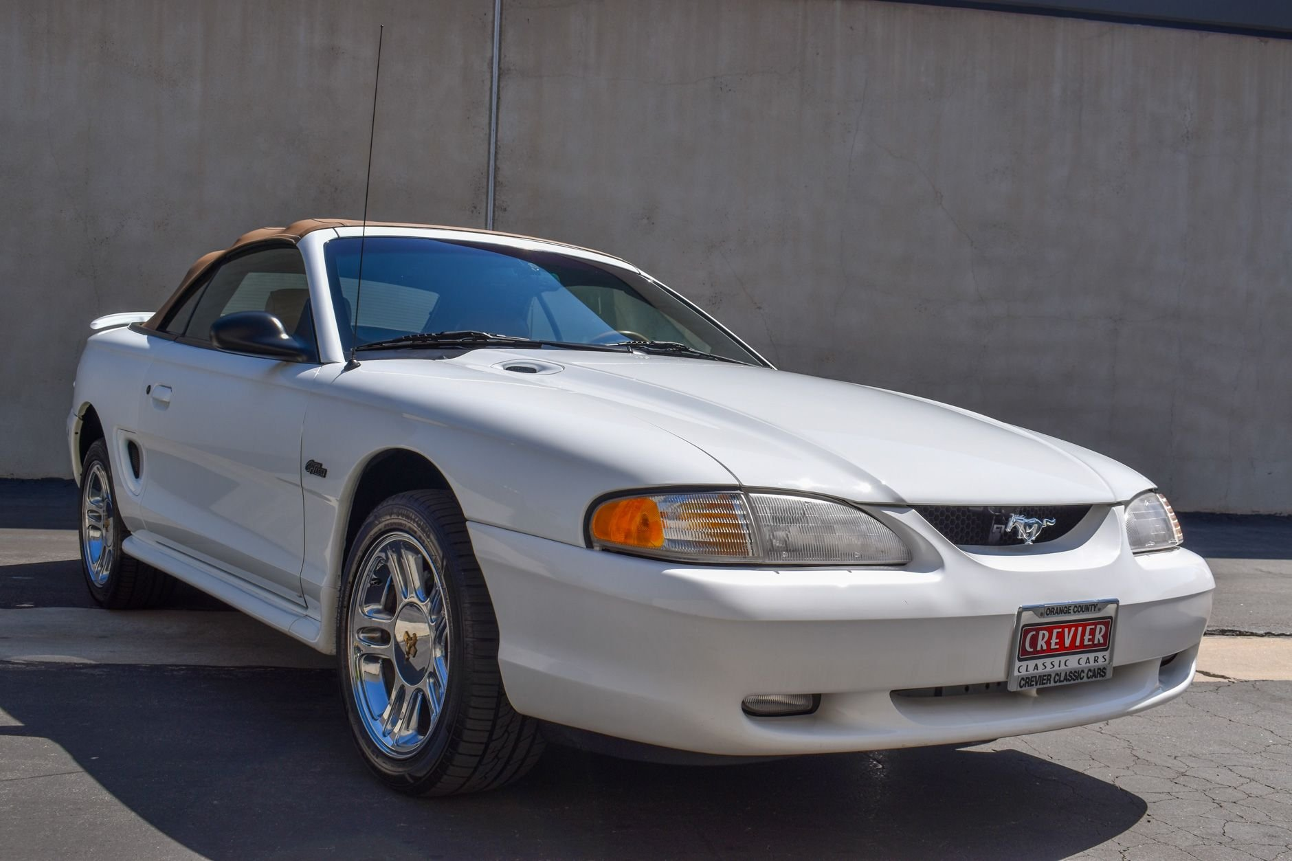 1996 ford mustang 2dr convertible gt