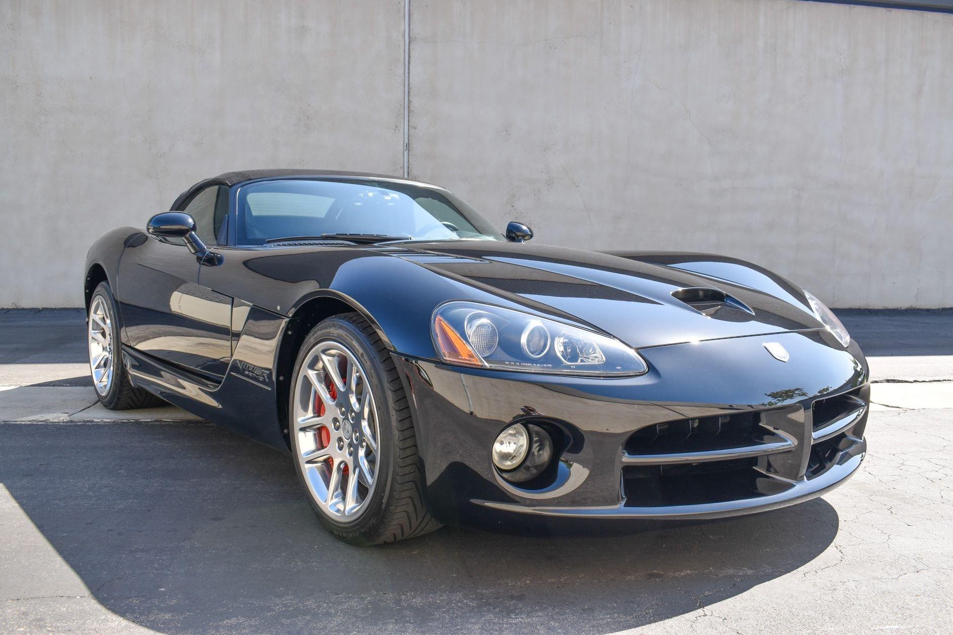 2004 dodge viper 2dr convertible srt10