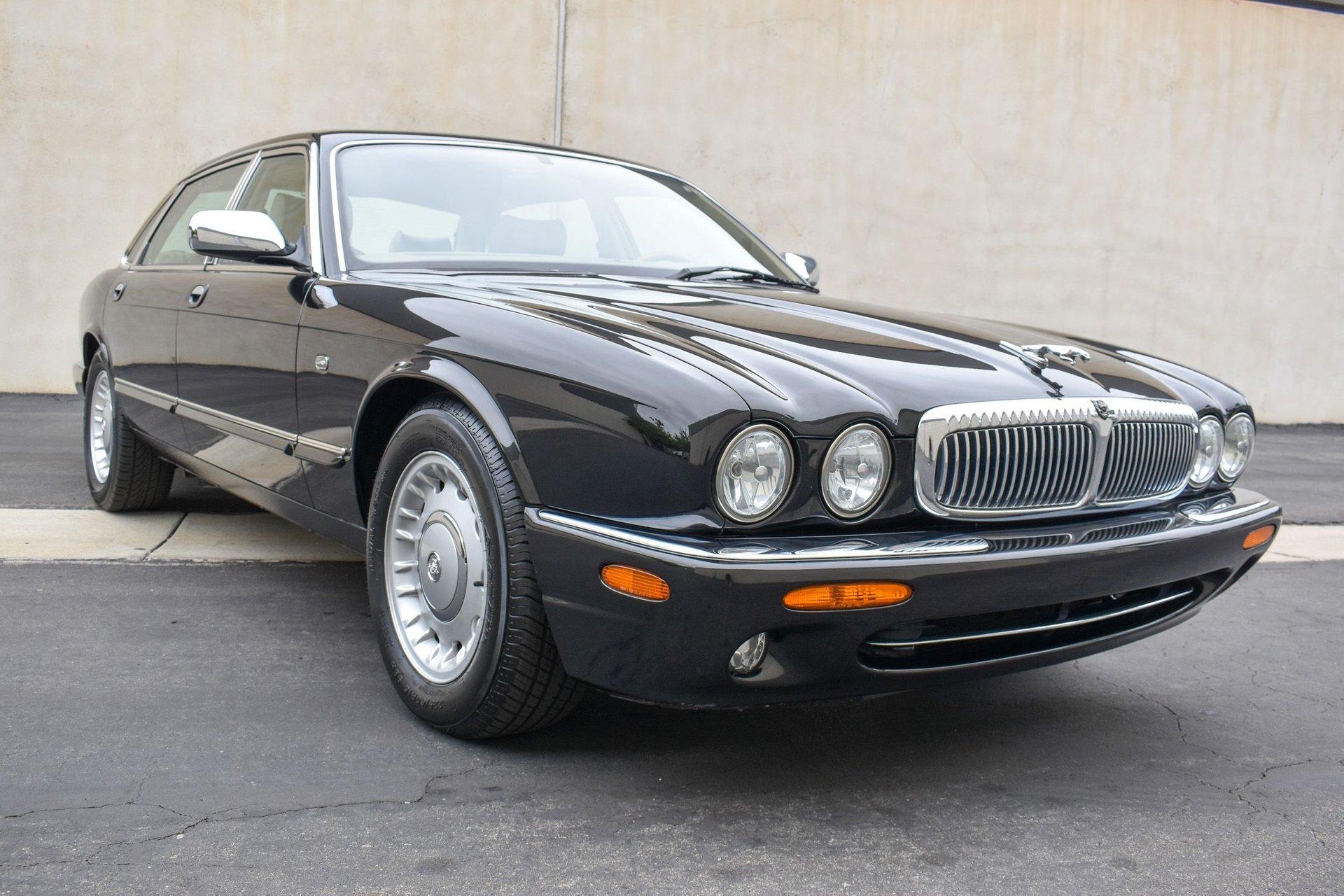 1999 jaguar xj 4dr sdn vanden plas