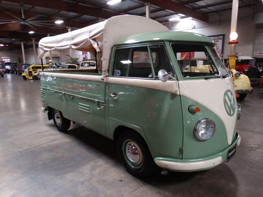 1956 volkswagen transporter