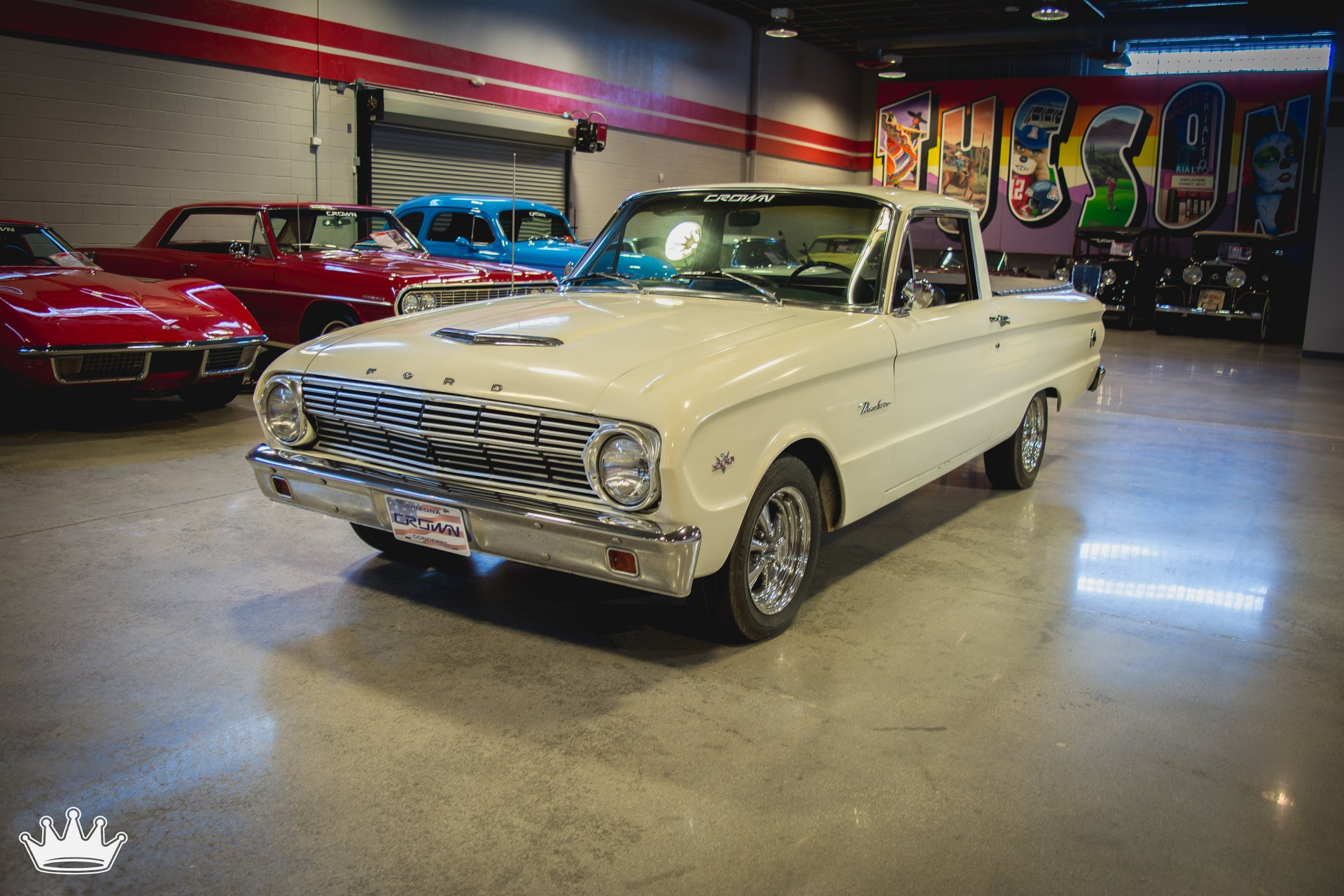 For Sale 1963 Ford Ranchero