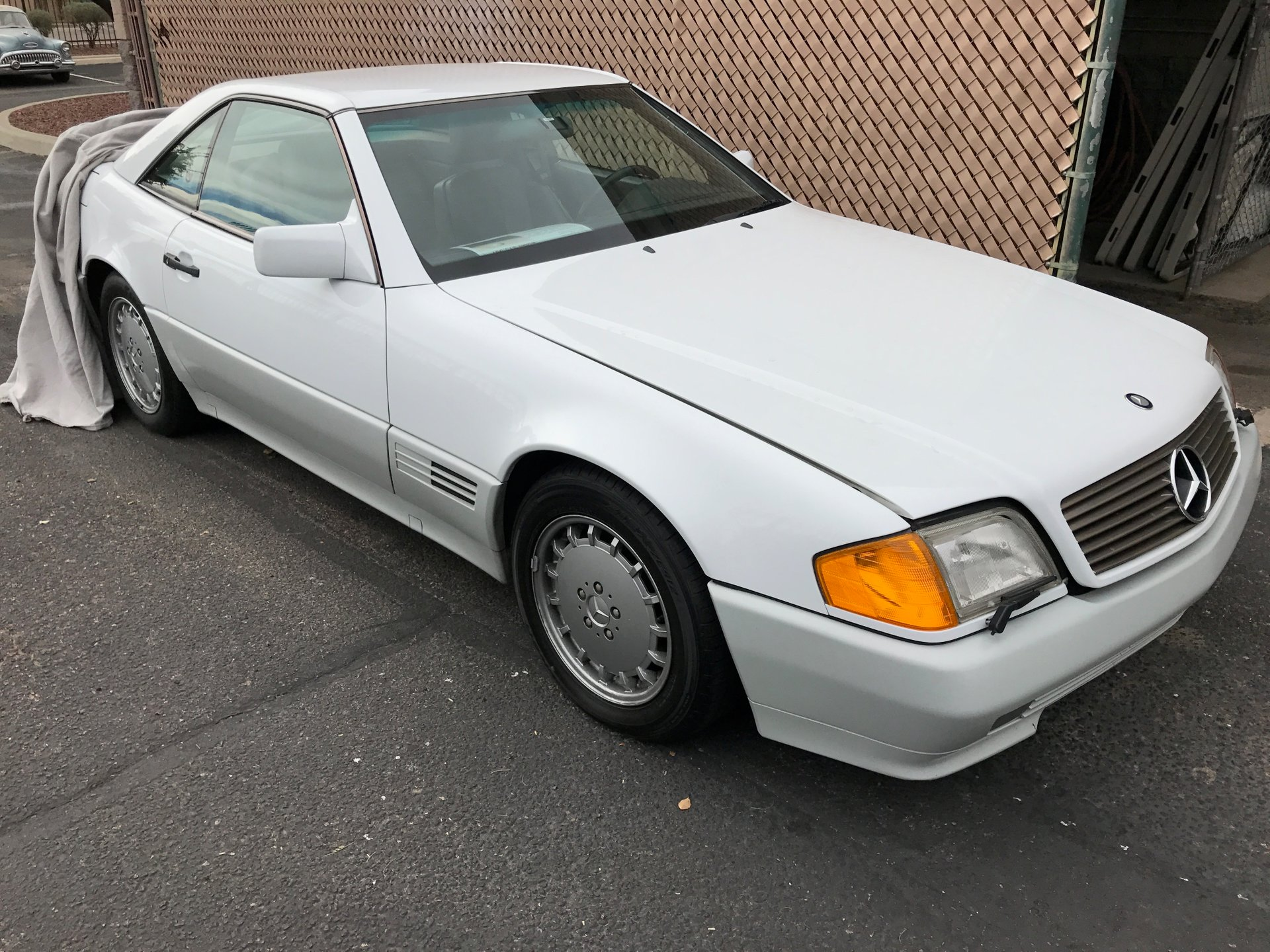1991 mercedes benz 300sl