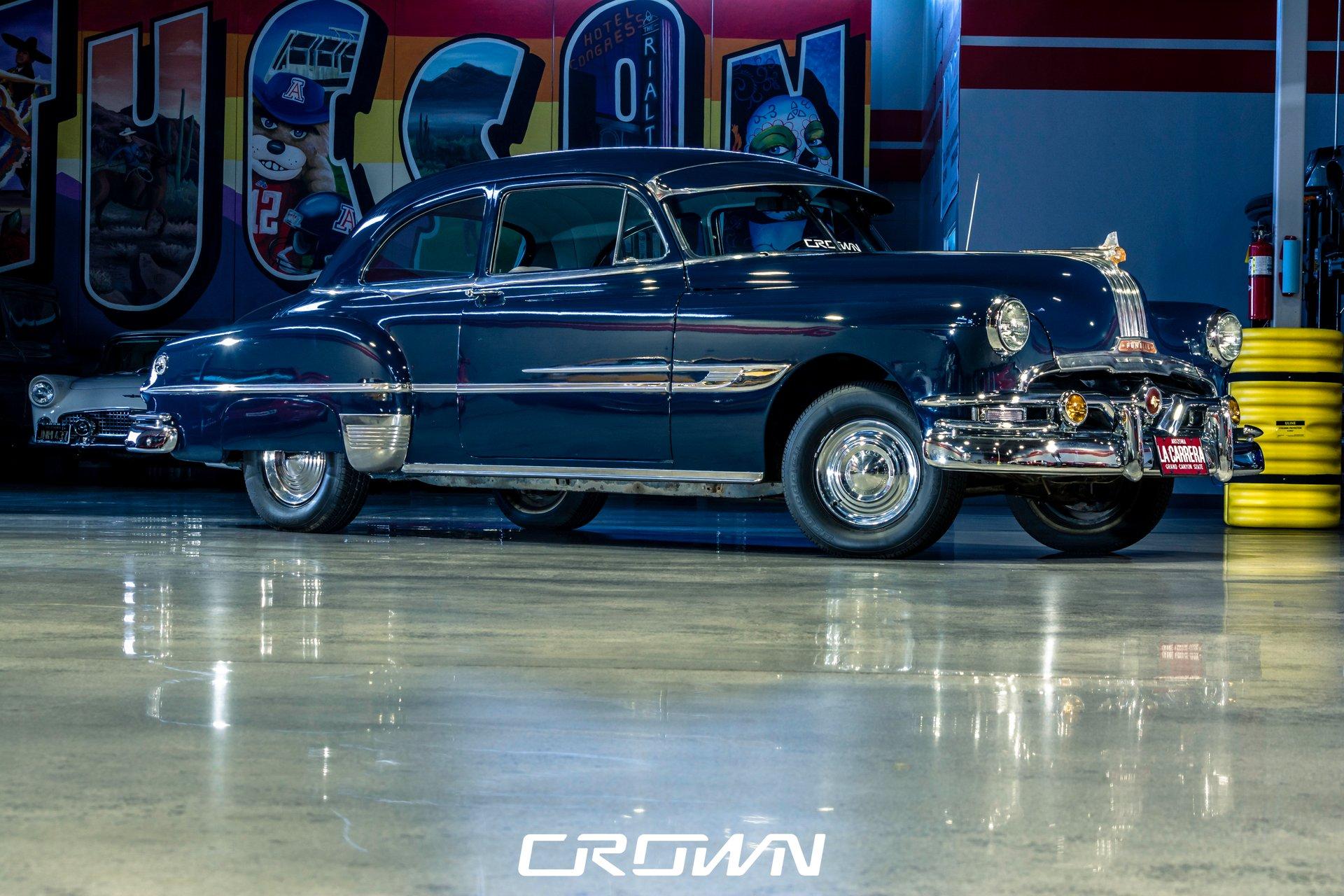 1952 pontiac chieftain project car