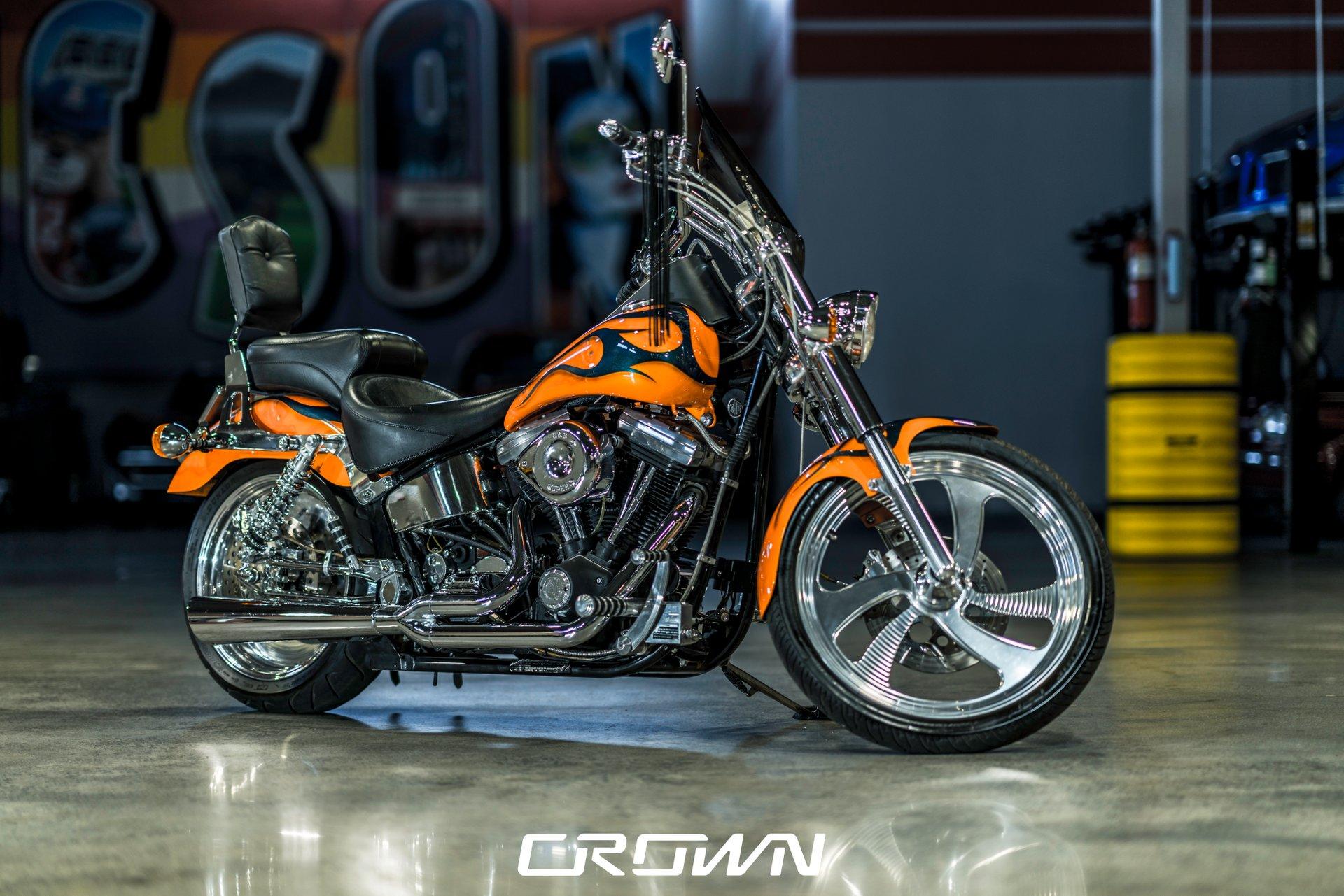 2001 harley davidson dyna ultra motorcycle company