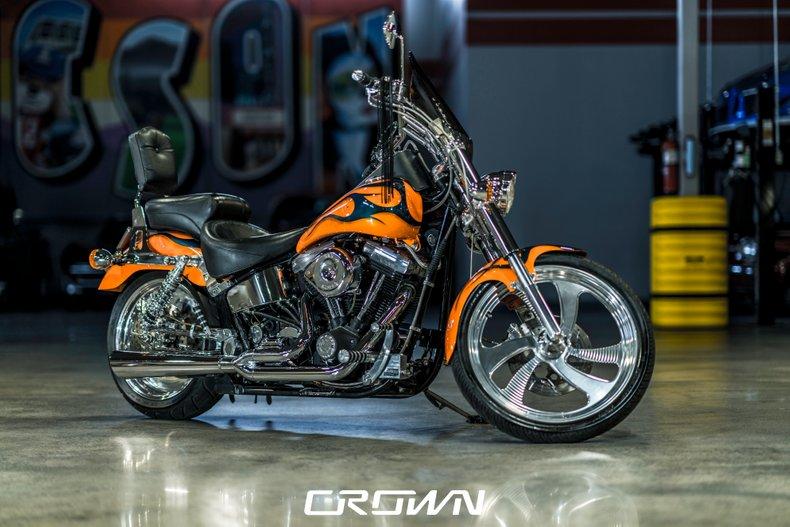 2001 Harley Davidson Dyna For Sale