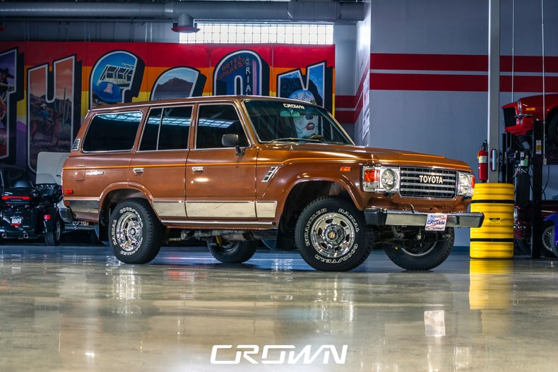 1984 Toyota Land Cruiser For Sale