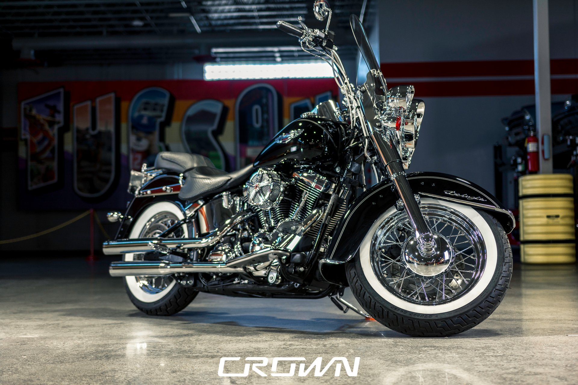 For Sale 2013 Harley Davidson Softail
