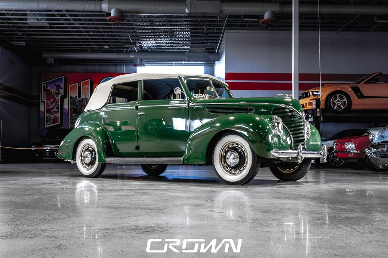 1938 Ford Deluxe For Sale