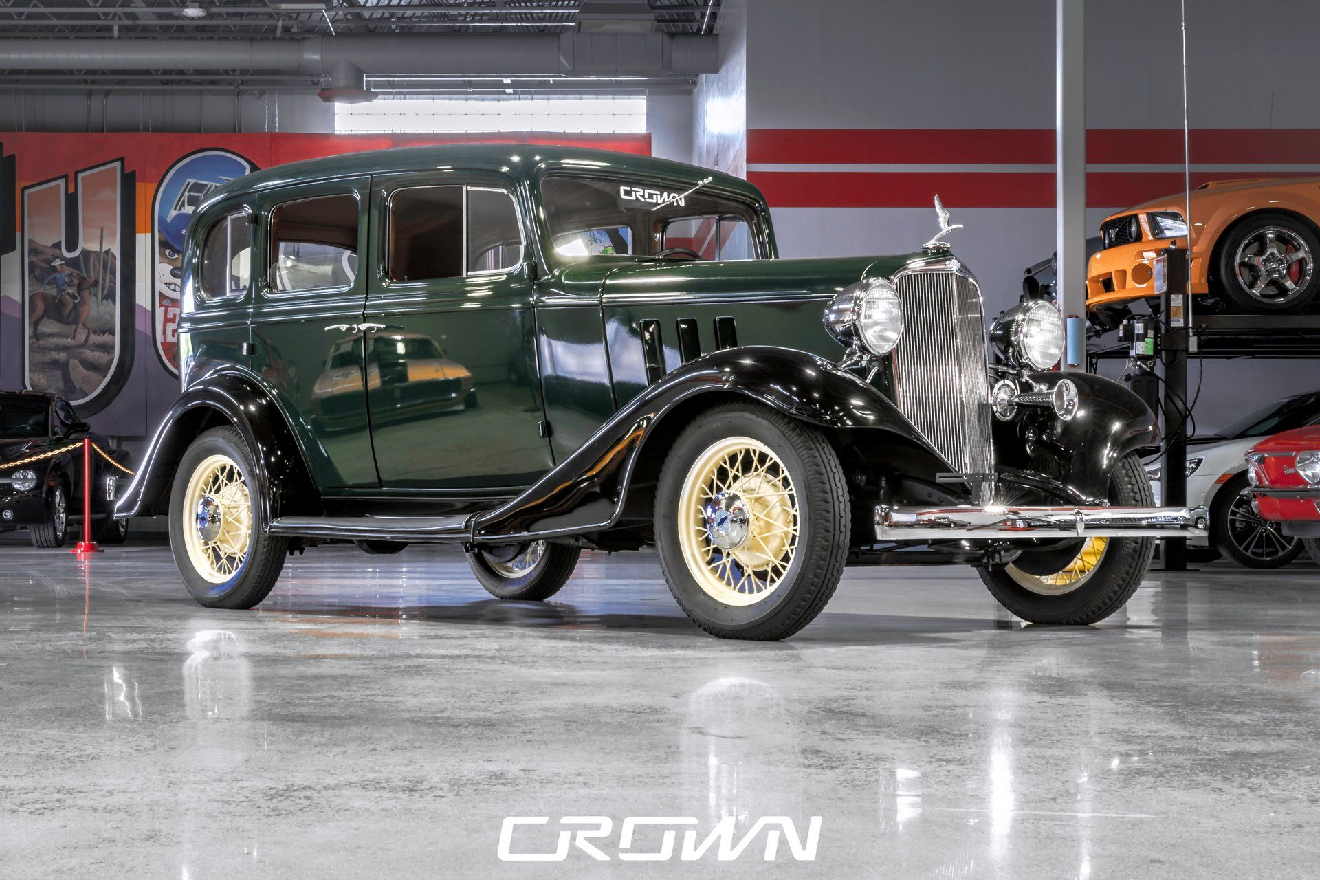 For Sale 1933 Chevrolet Master
