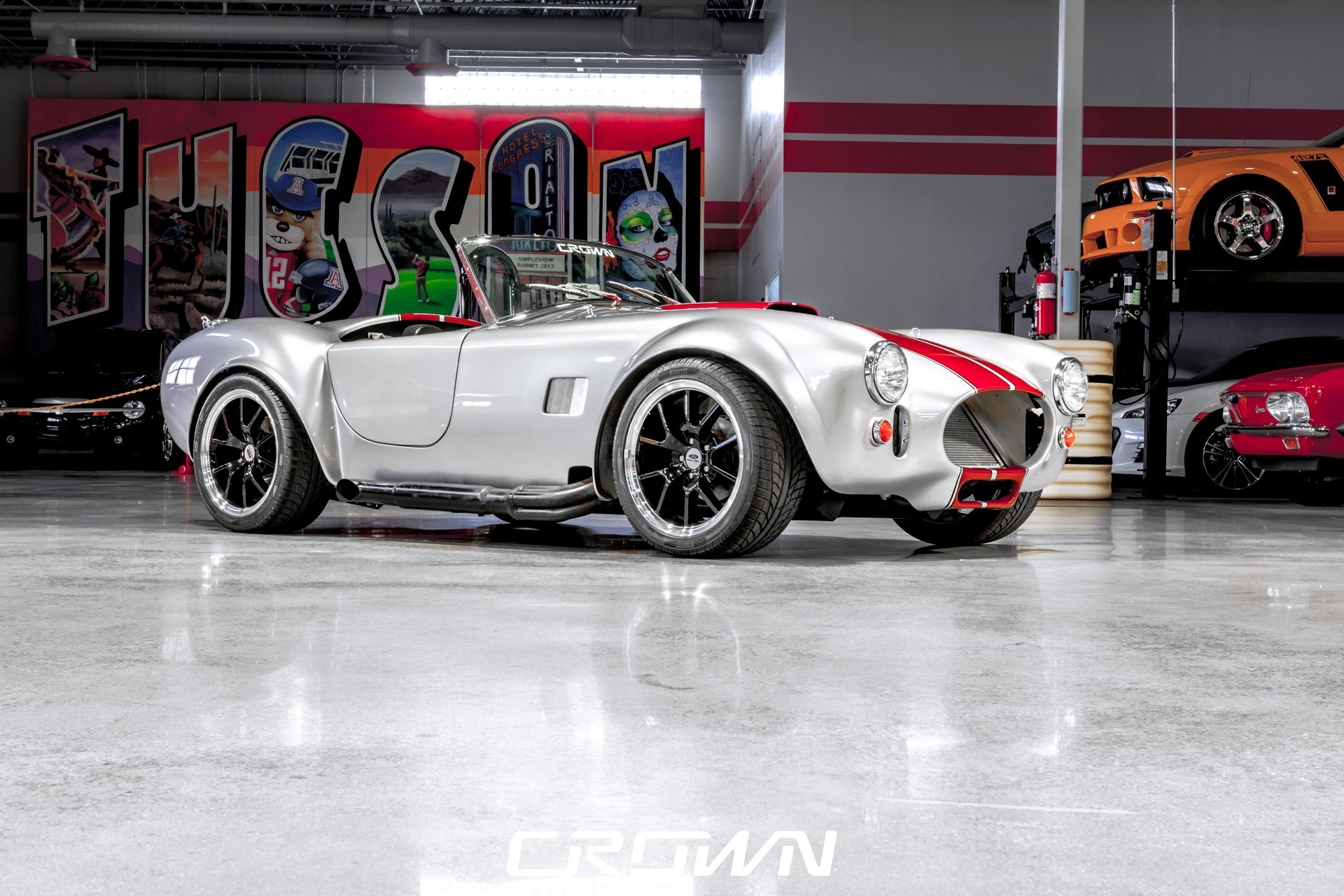 For Sale 1965 Factory Five Cobra