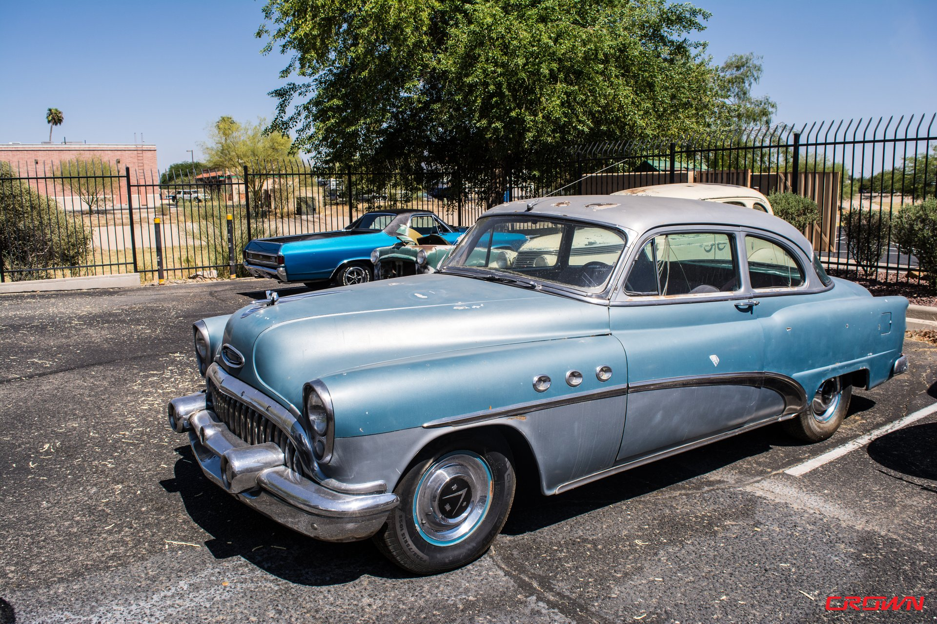 For Sale 1953 Buick Special