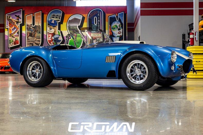 1965 Superformance MKIII Cobra For Sale