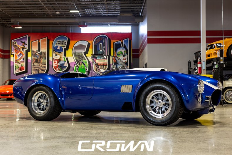 1965 Superformance MKIII Cobra For Sale