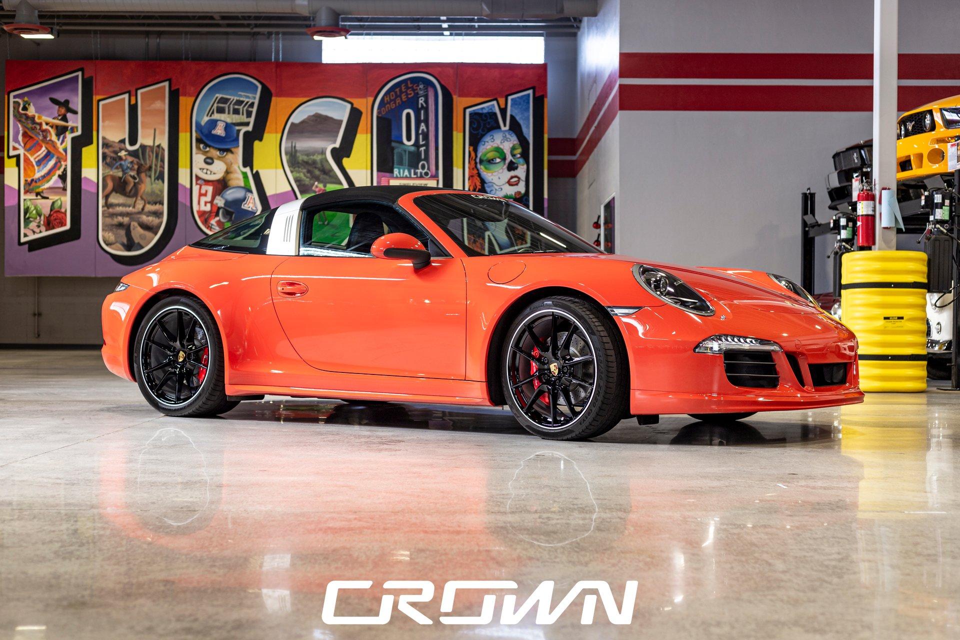 2016 Porsche 911 Crown Concepts