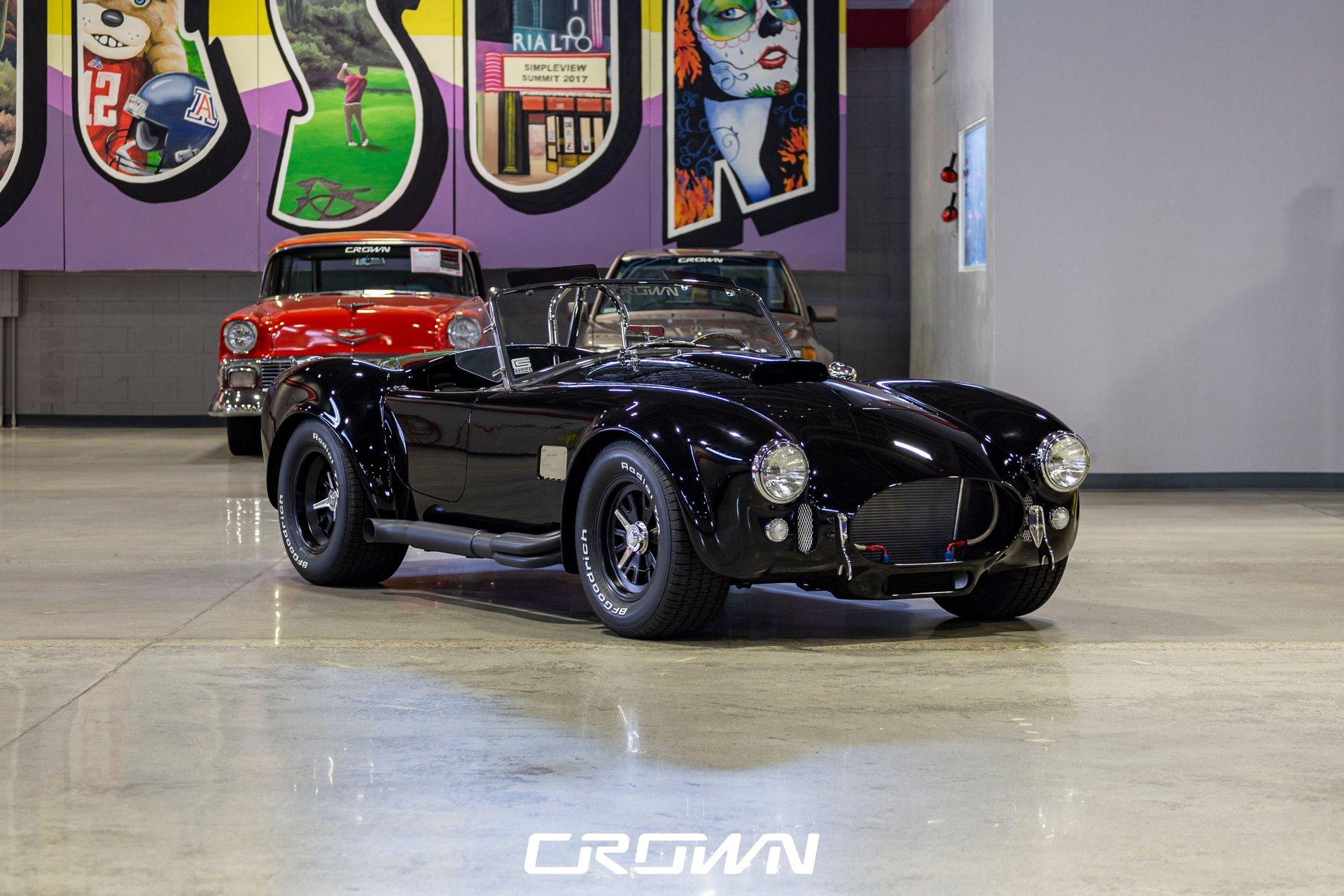 1965 superformance mkiii cobra
