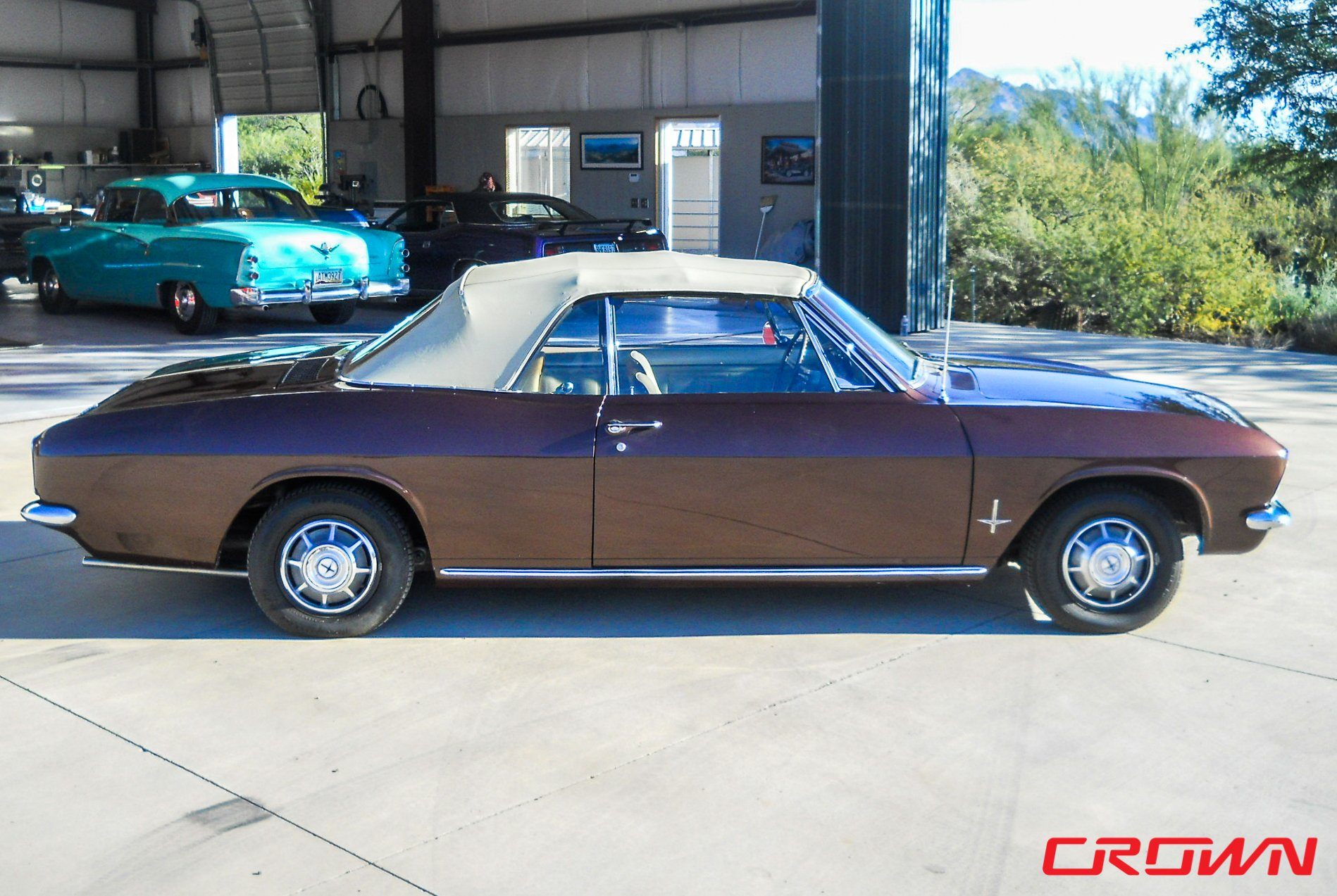 For Sale 1967 Chevrolet Corvair