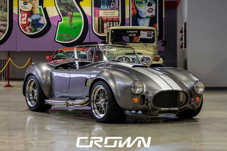 1965 Backdraft Cobra For Sale
