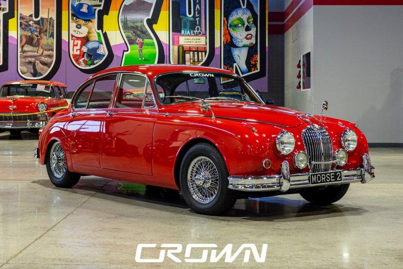1963 Jaguar Mark II For Sale